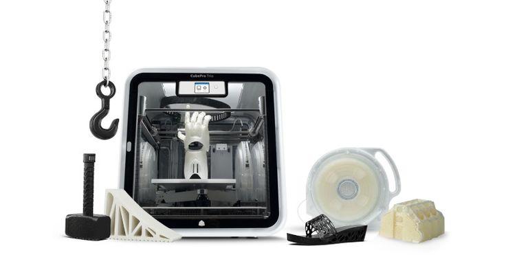 La lluvia de materiales para impresoras FDM no cesa. Os presentamos la nueva creación de 3D Systems, el Nylon. Se trata de un nuevo filamento plástico formulado específicamente para ser utilizado e…