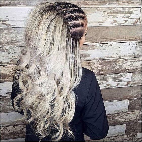 18+ Unzählbare Baddie Frisuren Ideen