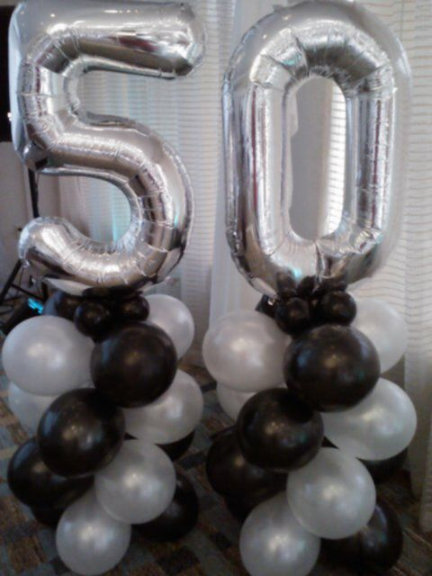 Helium Balloons And Event Decorating