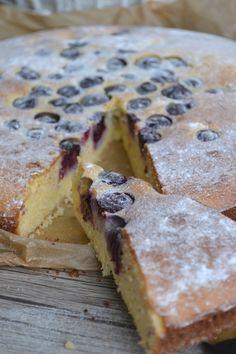 Milchmädchen-Heidelbeeren-Kuchen Rezept zum Selbermachen - Familienrezepte zum Selberkochen.