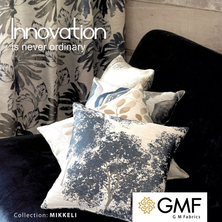 Use our #Innovations to make your #Home look #Stylish as ever. #OnlyWithGMF Explore more at www.gmfabrics.com #GMF #GMFabrics #HomeInterior #HomeFabrics #Furnishings #Cushions #Curtains