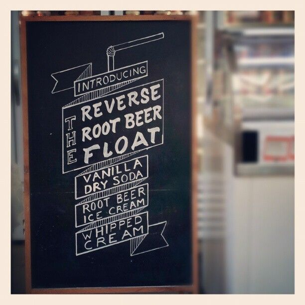 The Reverse Root Beer Float - Jeni's Splendid Ice Creams - Instagram