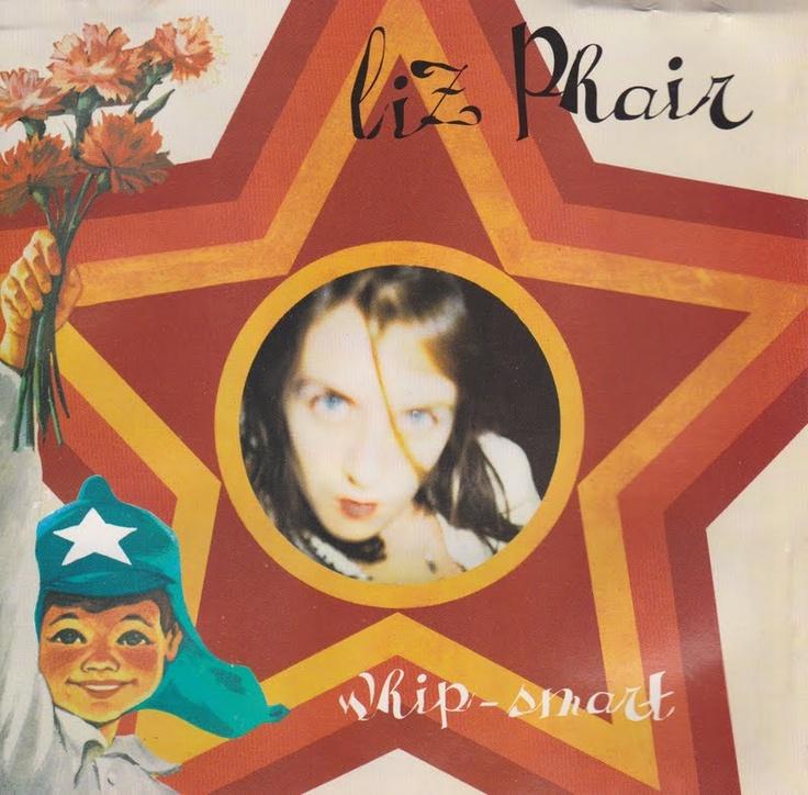 Liz Phair Whip Smart 寄ってらっさい見てらっさい