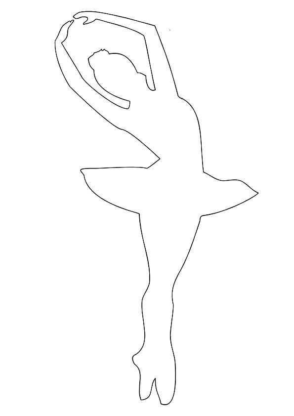 Балерины для снежинок картинки