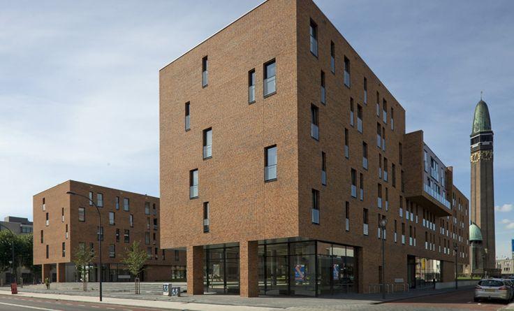 Sint Jansplein Waalwijk - Bedaux de Brouwer Architecten