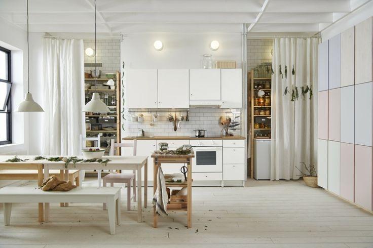Oltre 25 fantastiche idee su mobili cucina legno su - Dipingere mobili cucina ...