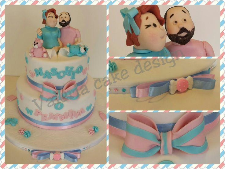 Pregnant cake