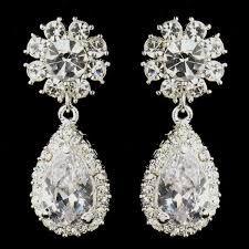 Image result for bridal earrings