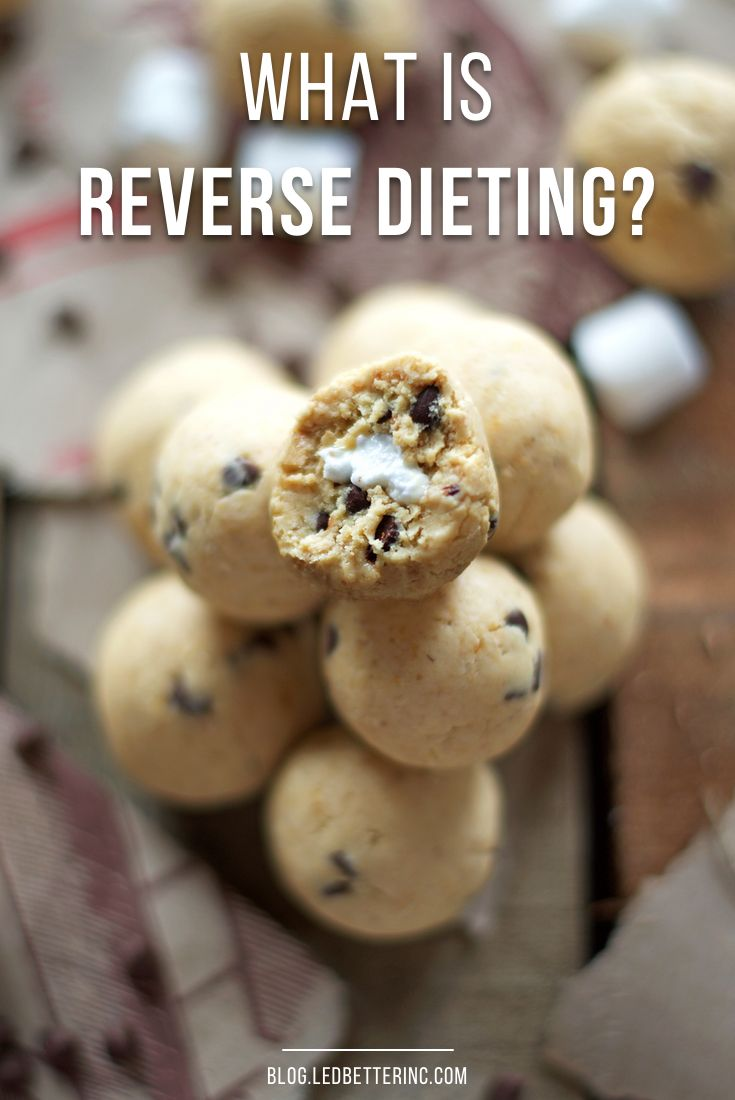 What if you went on a diet that told you to eat more, not less? Get acquainted with the (not so) secret weapon for a strong & healthy metabolism: reverse dieting via @doyouledbetter