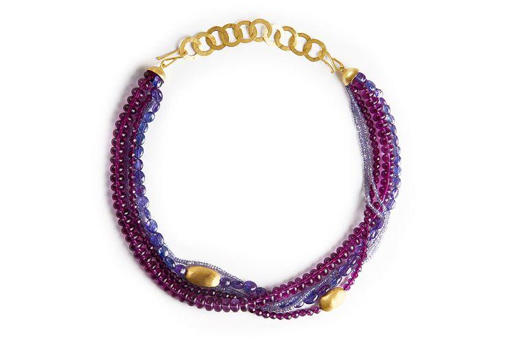 Primavera - Spring #jewellery #spring #primavera #collana #italy