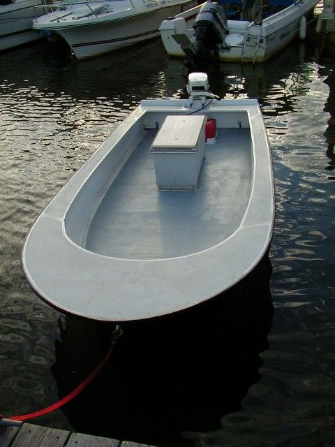 Skiff owners need a hull will this work the hull for Jon b fishing