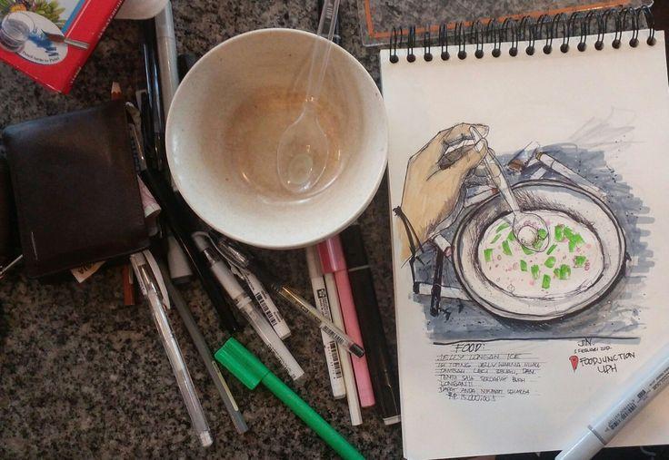 #sketch #food #livesketch