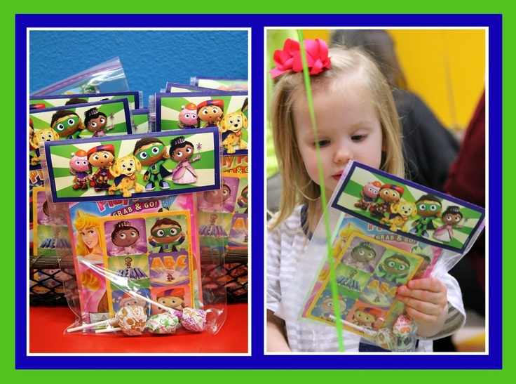 Super Why Party Ideas Storybook Lane Crafts Party