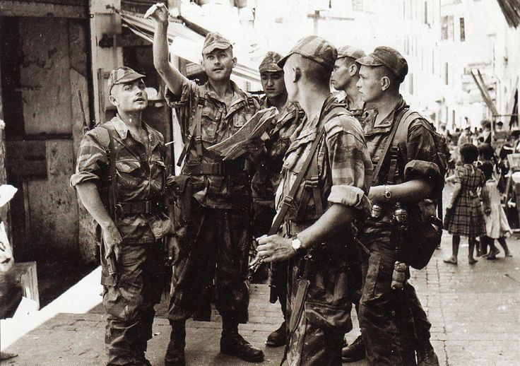 Algeria France War Movie