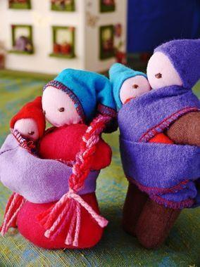 The Stir- 6 Best Babywearing & Breastfeeding Dolls for Kids of Crunchy Mamas