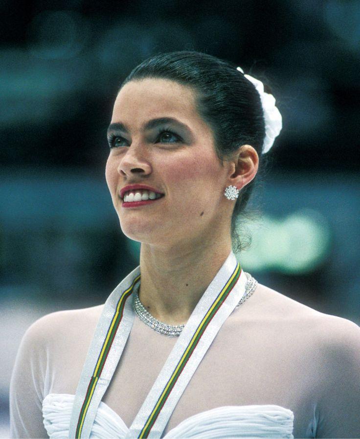 Nancy Kerrigan - Ice Skater, Athlete - Biography.com