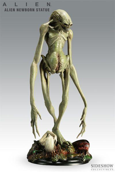 Alien Newborn - Alien: Resurrection (Sideshow Collectibles)