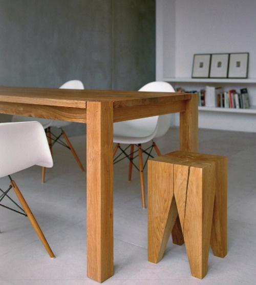Like wood & Eames