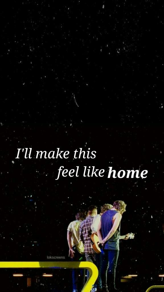 home - one direction