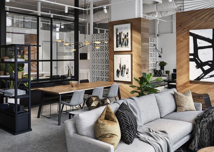 Interior of Most Wanted Interiors Showroom, Furniture, Window Furnishings, Interior Design & Decoration.