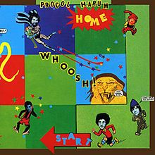 Procol Harum Home 1970 FOUR
