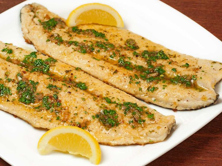 Rainbow trout and pasta recipes