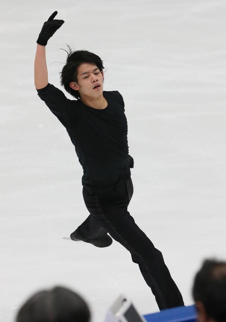 (719×1,024) 「羽生「V3意識しない」 フィギュア全日本選手権、26日開幕」 http://www.sankei.com/photo/story/news/141225/sty1412250009-n1.html