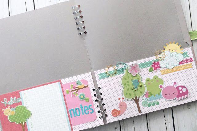 Doodlebug Design Inc Blog: Mix it Up Challenge: File Folder Organization with Virginia Nebel