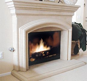 Chateau Fireplaces   Your Source For Cast Stone Fireplaces, Mantels,  Hearths, Fireplace Furnishings Images
