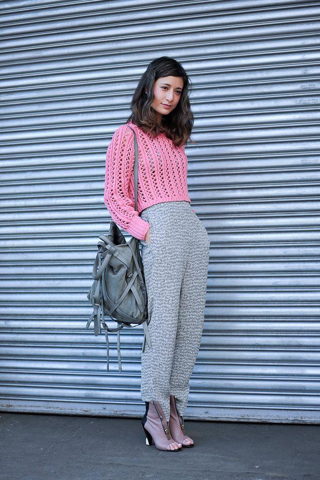Street Style: Marie, NY | Fashionsnap.com