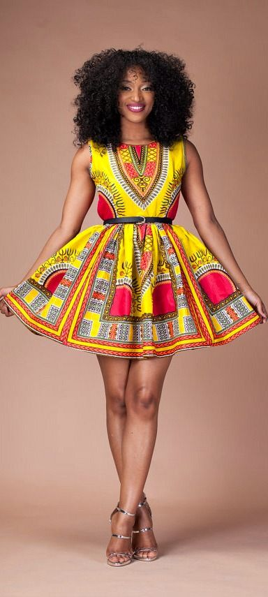 Dashiki Boom Dress. Amp up the glamour in this mid length floor sweeper strap dress ! A mid dress for maximum impact , this timeless classic only needs some high heels to complete the look.    Ankara | Dutch wax | Kente | Kitenge | Dashiki | African print dress | African fashion | Ankara maxi skirt | African prints | Nigerian style | Ghanaian fashion | Senegal fashion | Kenya fashion | Nigerian fashion | Ankara styles | Ankara dress (affiliate)