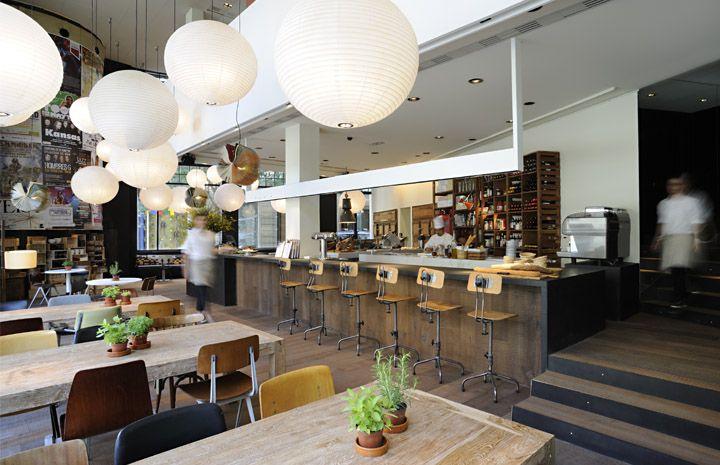 Bar LOBO. Barcelona . Grupo Tragaluz Sandra Tarruella || Interioristas  Bar Lobo Restaurant Barcelona (Grupo Tragaluz)  #barlobo #grupotragaluz #barcelona #sandratarruellainterioristas