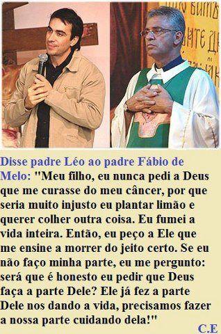 Padre Léo ao Padre Fábio de Melo ~ NSCM