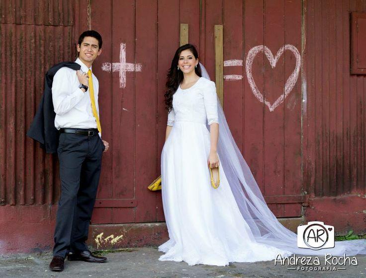 ele + ela = amor