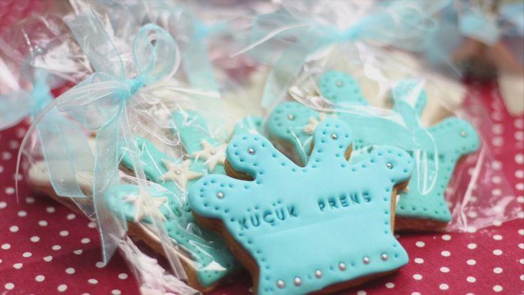 Eve bir bebek geliyorsa hoşgeldin bebek kurabiyeleri yaparak, ziyarete gelen misafirlere sunup, mutluluğunuzu paylaşabilirsiniz.