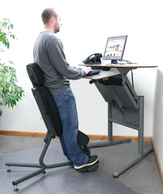 best 25 standing desks ideas on pinterest diy standing desk standing desk height and stand. Black Bedroom Furniture Sets. Home Design Ideas