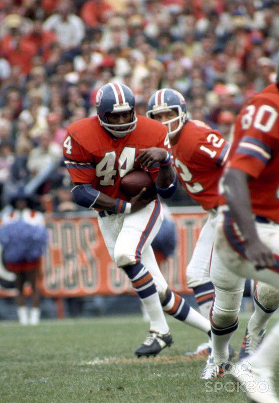 Denver Broncos Floyd Little (44)