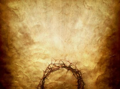 Crown Of Thorns Christian Background Images Christian