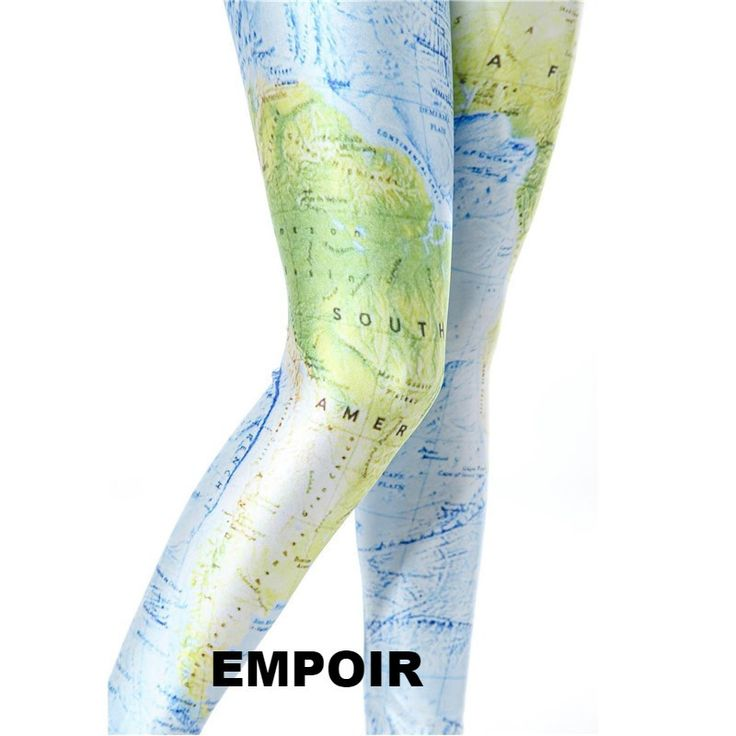 Now available on our store World Map 3d Digital Leggings. Check it out here!! http://www.empoir.com/products/world-map-3d-digital-leggings