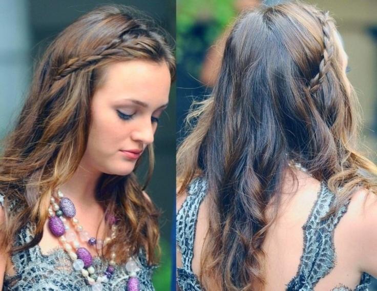 1000 ideas about gossip girl hairstyles on pinterest
