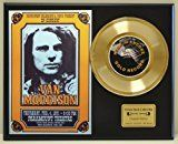 #3: VAN MORRISON Limited Edition Gold 45 Record Display. Only 500 made. Limited quanities. FREE US SHIPPING