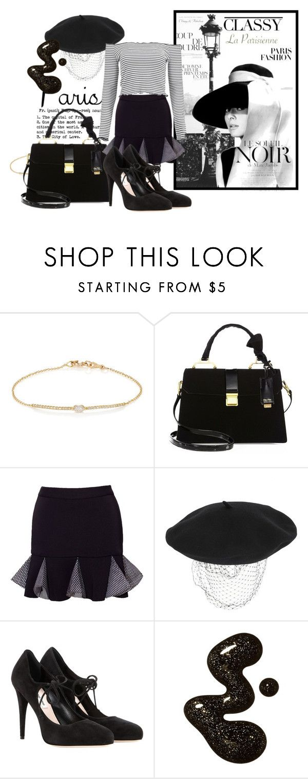 """""""Paris"""" by cute-but-psycho-123 ❤ liked on Polyvore featuring Tate, Marc Jacobs, Miu Miu, Ardent & Co, Silver Spoon Attire, Été Swim and Boohoo"""