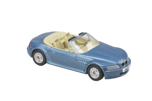 James Bond Goldeneye Die-Cast 1:36 Scale BMW Z3 [Toy] by Daron. $6.95. Corgi Showcase James Bond 007 Movie Adult Toy Scale Diecast Collectable - CGTY95502