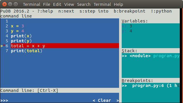 Python Debugging Tutorial