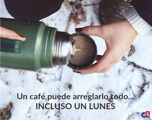 Un #café puede arreglarlo todo, incluso un #Lunes Más consejos viajeros en nuestra web http://www.nauticaravan.es