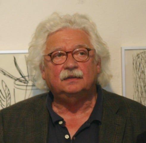 Peter Herrmann - Malergrüße aus Berlin und die Kunst in der DDR - http://www.kunstplaza.de/kuenstler/regionale-kunst/peter-herrmann-malergruesse-aus-berlin-kunst-in-der-ddr/ - 20. jahrhundert, 21. jahrhundert, berlin, berlinische galerie, Bonner Zentrale der Deutschen Forschungsgemeinschaft, ddr, deutsche künstler, deutsche maler, dresden, Fred-Thieler-Preis, galerie neue meister, Hans Scheib, Jürgen Böttcher, kunst in berlin, kunst in der ddr, Maler Strawalde, museum ju