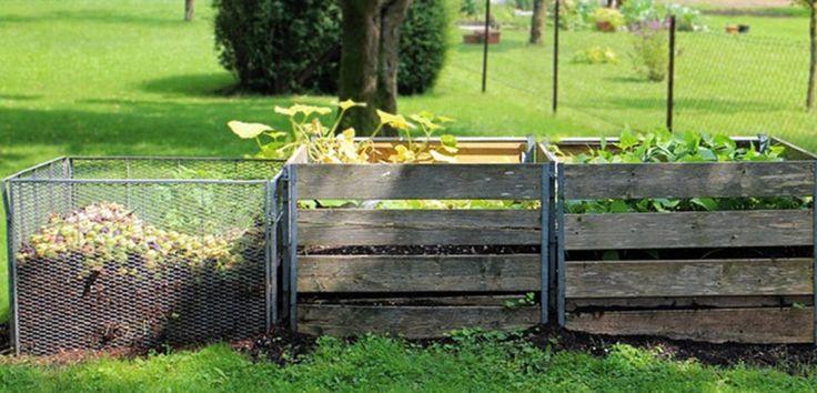 Compostbak maken? Stap voor stap uitgelegd ✓ Vakkundig klusadvies & doe-het-zelf tips ✓ Stel een vraag of deel jouw klus