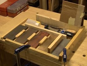 Portable Sharpening Station