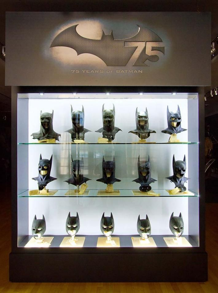 Get a sneak peek at Warner Bros.' new Batman 75th-anniversary exhibit | Blastr