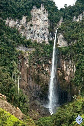 cascada doña juana Colombia - Buscar con Google